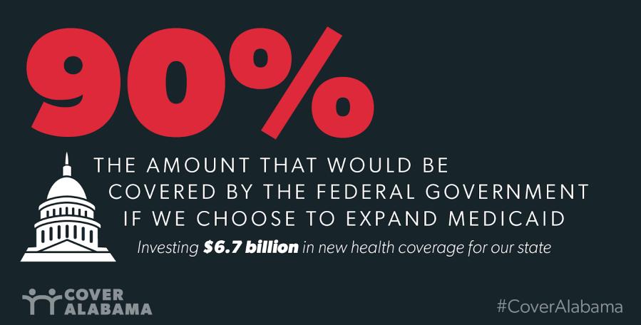 Expand Medicaid inalabama